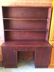 Desk with top shop, study desk, office furniture WE CAN DELIVER Brunswick Moreland Area Preview