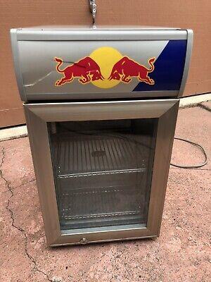 Red Bull Mini Refrigerator Baby Cooler Bc-1 Man Cave Bar Beer Cooler