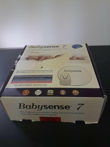 Babysense 7 - Under-The-Mattress Baby Movement Monitor - The Original - $64.99