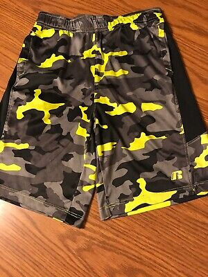 Russell Sri-Power Shorts Boys Size 8 (Russell Shorts Boys)