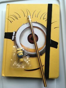 Despicable Me notebook set