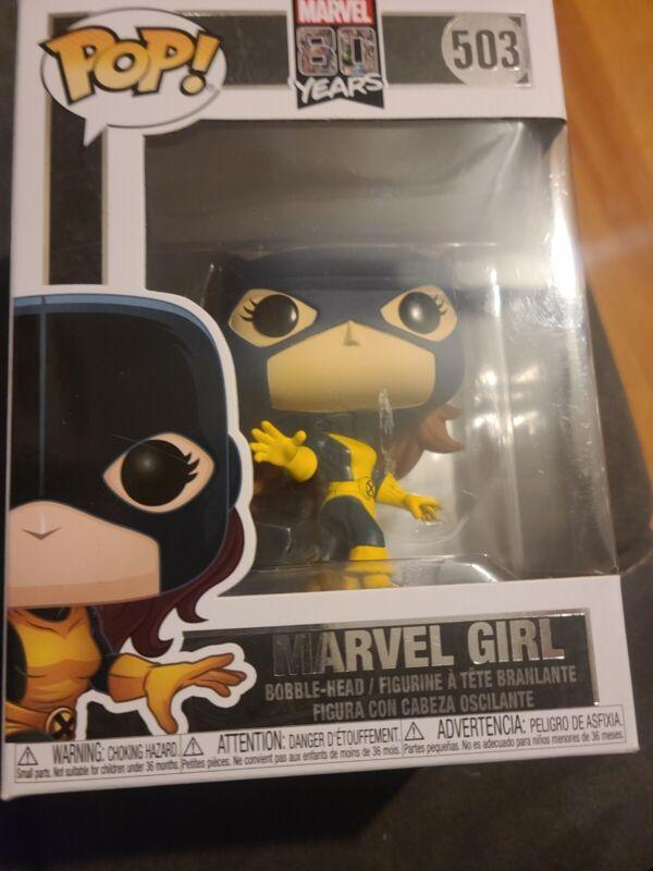 Funko Pop Vinyl Marvel First Appearance Marvel Girl Figure #503