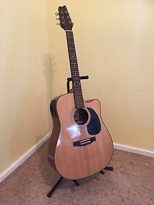 Legend beginner guitar acoustic/electric Box Hill North Whitehorse Area Preview