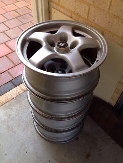Skyline Rims 5X114.3 Nissan  Bayswater Bayswater Area Preview