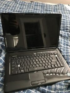 Old dell laptop, parts computer