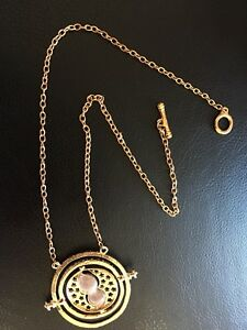 Unique hourglass necklace