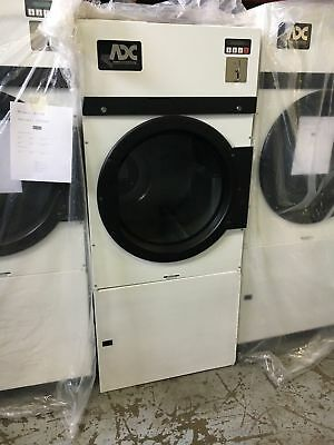 Coin Operated Washers And Dryers - 4 x AD24 Coin Operated 20lb Dryer