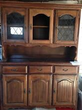 Solid wood cabinet Pagewood Botany Bay Area Preview