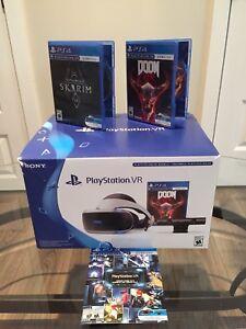PlayStation VR Bundle for PlayStation 4- For Sale $400