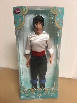 Disney Store Authentic Prince Eric Classic Doll from The Little  Mermaid - NEW