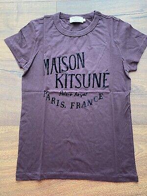 """Maison Kitsuné """"Palais Royal"""" T-Shirt - S"""