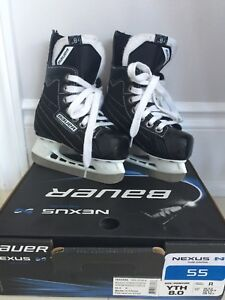 Bauer skates Youth size 8