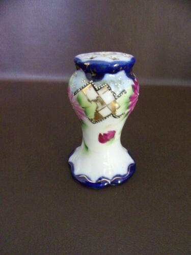 Vintage Hand Painted Porcelain Flower Frog? Made In Japan
