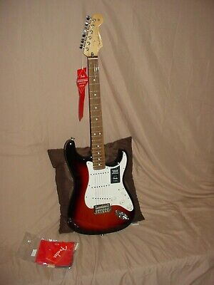 2019 Fender Player Series Stratocaster Electric Guitar - Open Box