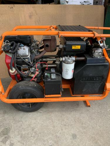 Stanley compact hydraulic power unit HP1/18hp gas(refurb)
