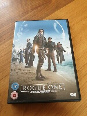 Rogue One: A Star Wars Story UK DVD (2017)