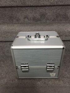 Caboodles medium size makeup train case - excellent condition!