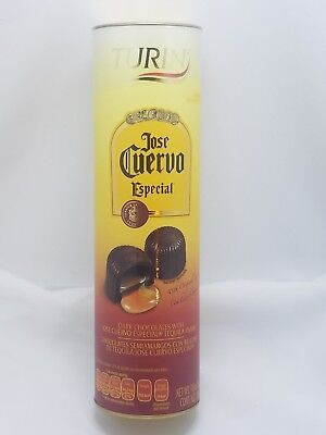 Turin Chocolates Filled with Tequila Jose Cuervo Especial, 7 -