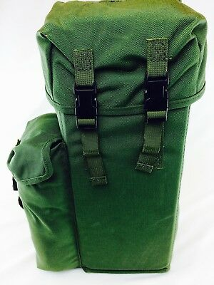 NEW US Military Harris radio Molle Pouch PRC Batte