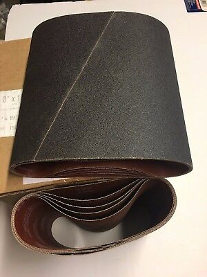 Sungold Abrasives 87967 Aluminum Oxide Cloth 100 Grit Ez8 Floor Sanding Belts