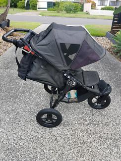Baby Jogger City Elite Pram Plus Accessories