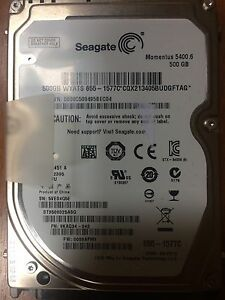 Apple Laptop Hard Drive