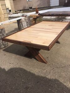 Coffee, dining tables