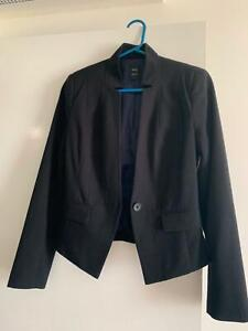 Women's Clothing Clothing, Shoes & Accessories Cue Suit Jacket Grey 8