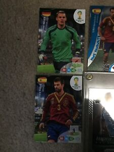 2014 fifa world cup cards