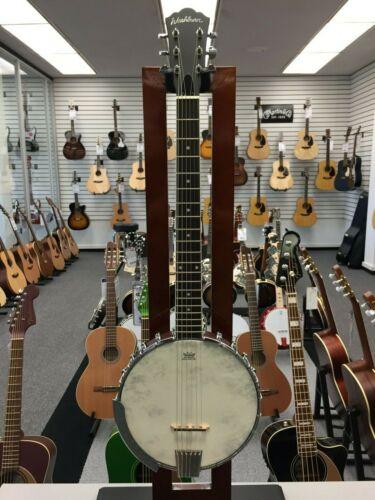 Washburn B6 Americana 6 String Banjo