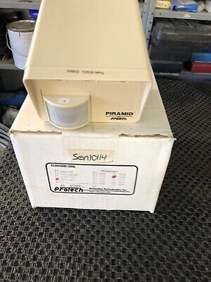 Protech Sdi-76 Piramid Passive Infrared Microwave Dual Sensor Motion Detector