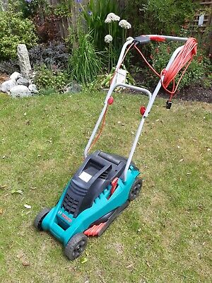 Bosch Rotak 34 GC Electric Lawn mower