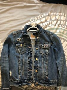 Size small Hollister Jean Jacket