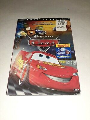 CARS - Disney Pixar DVD