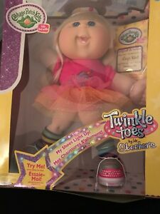 Special edition Cabbage Patch kids