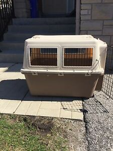 Precision  Airline approved cargo kennel