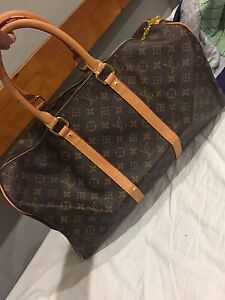 Louis Vuitton travel bag Bardwell Valley Rockdale Area Preview