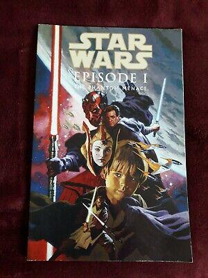 Star Wars Graphic Novel Episode 1 - The Phantom Menace by Titan Books
