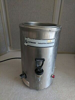 Lipshaw Paraffin Dispenser