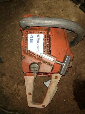 Husqvarna special 45 chainsaw spares repairs