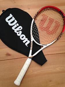 Wilson tennis racquet Wattle Grove Liverpool Area Preview