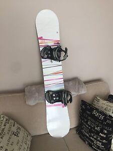 Women's K2 First Lite snowboard