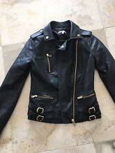 Black Girls Pleather Jacket Carine Stirling Area Preview