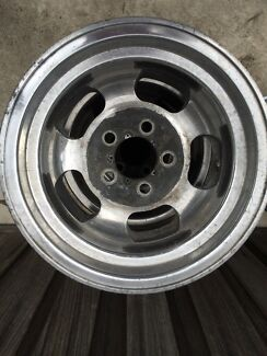 Peanut jelly bean mag wheels 13x7 5x108 Torana HR EH Permacast USA