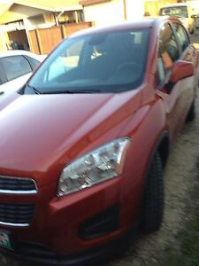 2015 Chevrolet trax LS! Safetied! No GST!! Cheap!