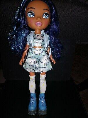 Rainbow Surprise Dolls Poopsie MGA Blue Hair
