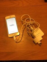 iPhone 5s (16GB, unlocked, silver) Manly Vale Manly Area Preview