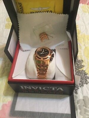Women's Invicta Reserve Bolt Zeus with Diamonds Model 15453