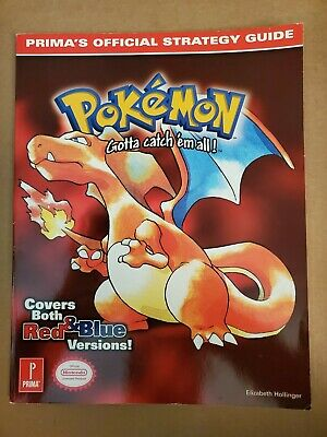 Pokemon: Red and Blue Prima Strategy Guide