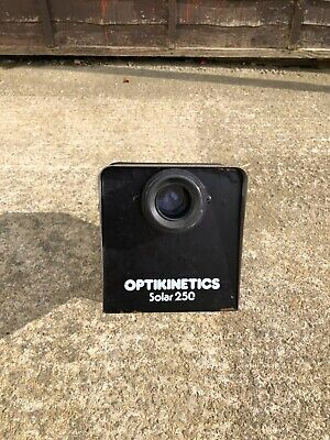 Optikinetics Solar 250 Disco Light Projector